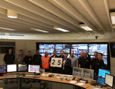 Frankfurt Celebrates 25 Years of SkyLine System