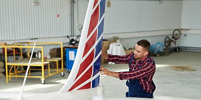 3M Detail Aircraft Finish and Repair