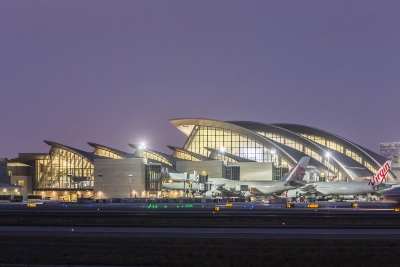 Airport Modernize Design, Los Angeles International
