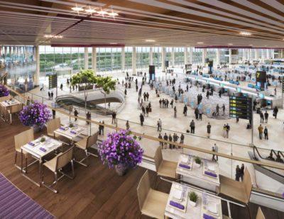 AECOM Passenger Terminal Planning and Design