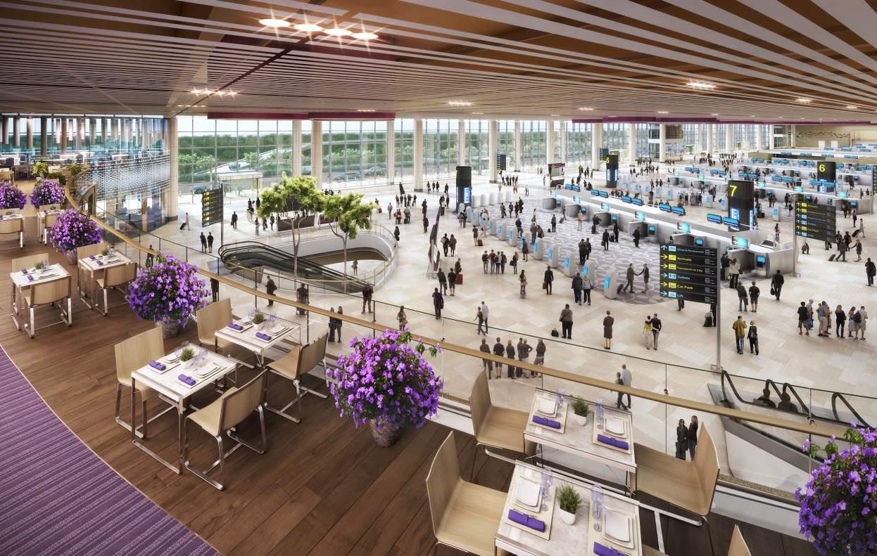 Terminal Design, Tailored Airport Design, Airport Infrastructure