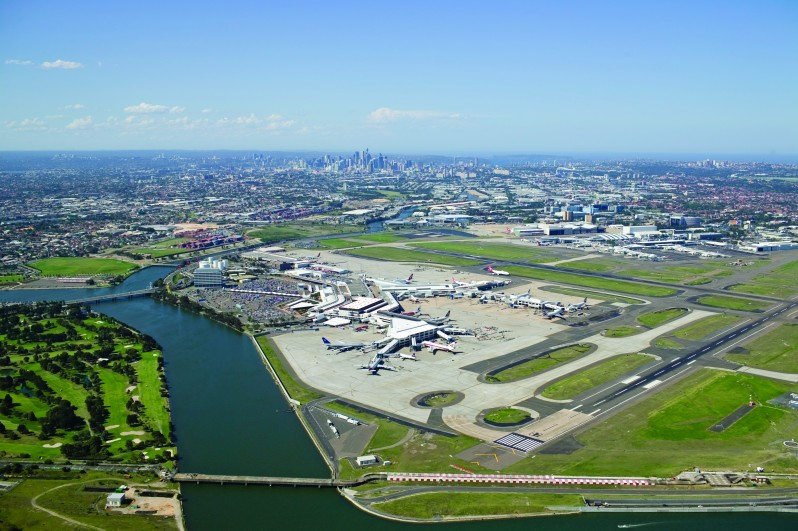 Terminal retail and concessions programs, Sydney International Airport