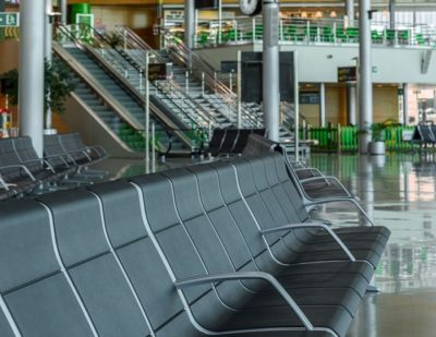 Airport Fittings Aiming to Improve the Traveller's Well-Being