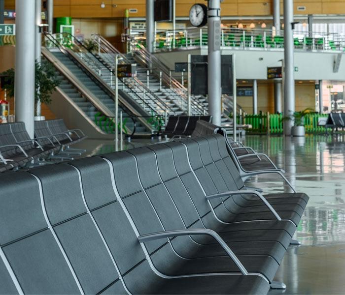 Acitu at Mallorca Airport, Spain