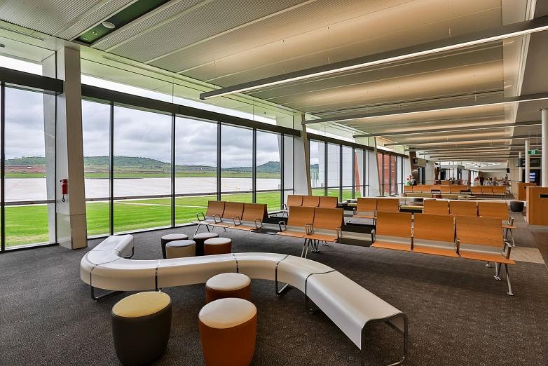 Actiu at Wellcamp Airport, Australia