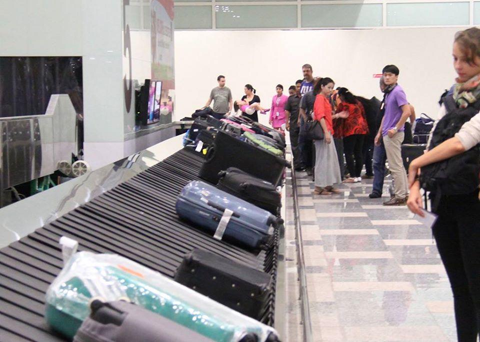 Baggage Reclaim Carousels