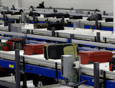 BEUMER Early Baggage Storage
