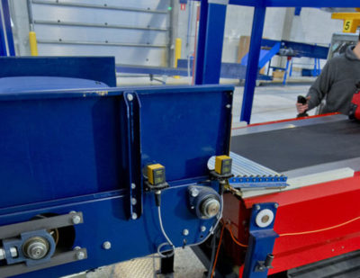 BEUMER Make-Up and Unloading Systems