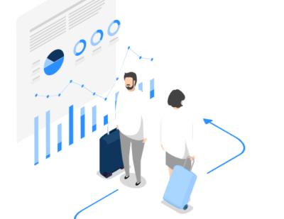 Blix Monitor Passenger Traffic Flow