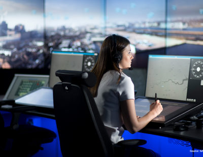 Why Tomorrow's Airports Won't Need Control Towers