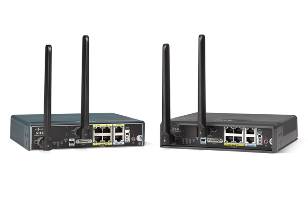 Cisco 810 Integrated Services Routers