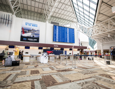 Daktronics Airport Technology