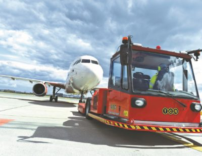 TCR Group GSE Airport Solutions