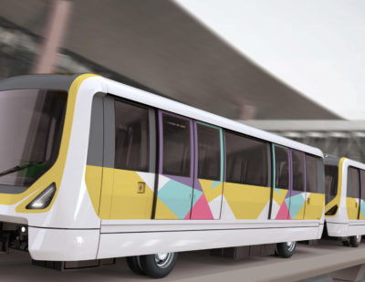 Beijing Capital International Airport to Get New APM Cars
