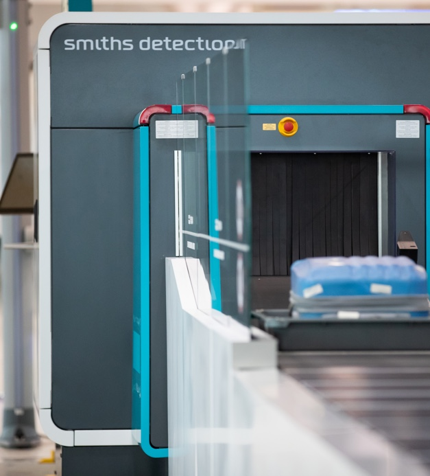 Integrated Checkpoint-Security Solutions from Smiths Detection