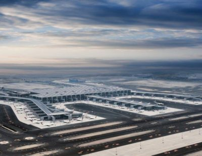Vanderlande Key Player as Istanbul Airport Goes Live