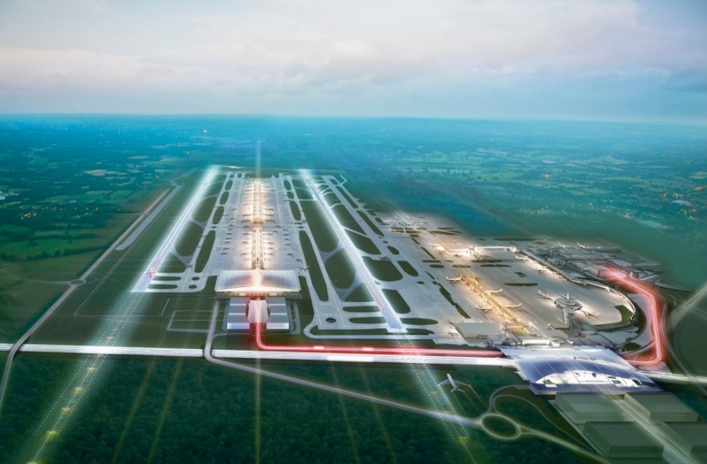 Colas Secured Place on Gatwick Airport's Framework