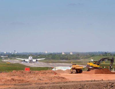 Colas Birmingham Airport