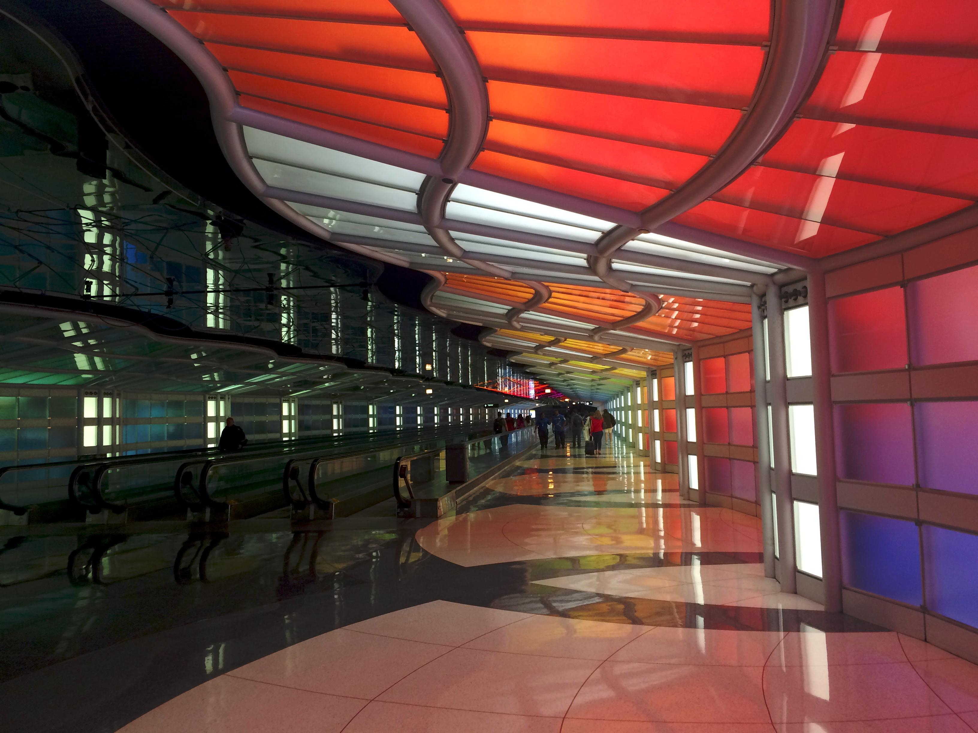 Inside Chicago O'Hare