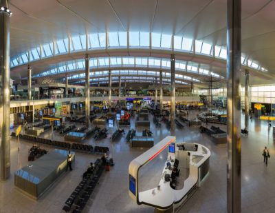 AECOM Wins Heathrow Future T2 Programme Contract