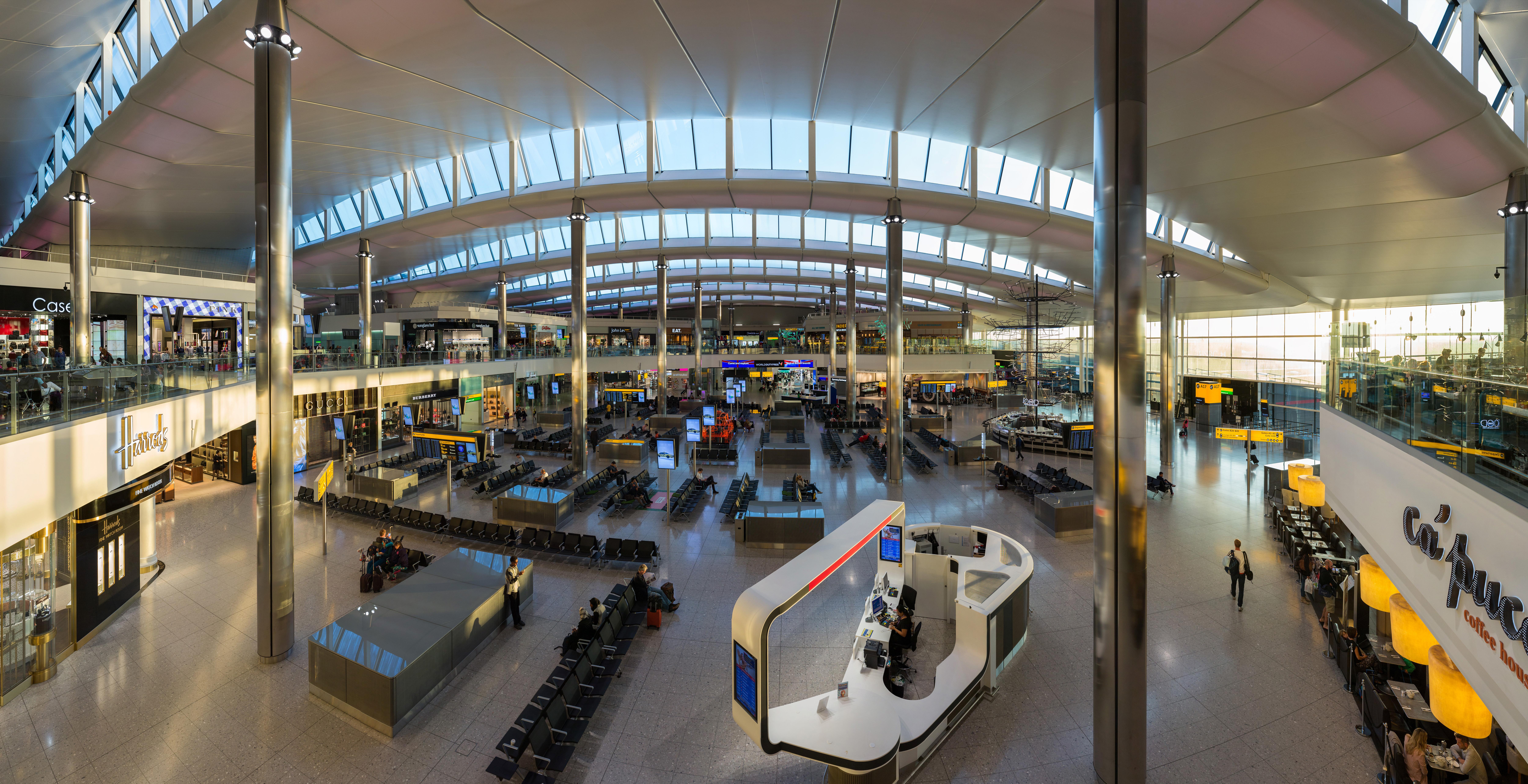 Heathrow Airport Terminal 2