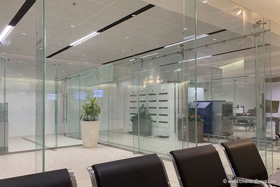 Lindner Metal Ceiling Systems