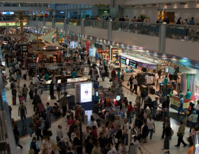 People Counting Technology Helps Eliminate Congestion at Dubai Airport
