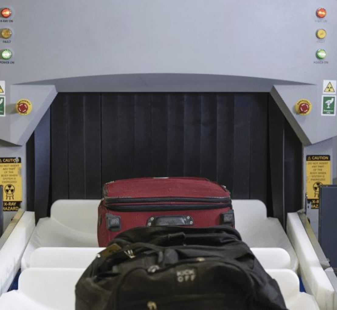 Hold-Baggage Screening (HBS) Equipment