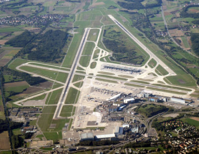 Sustainable Aviation Fuel Premieres at Zurich Airport