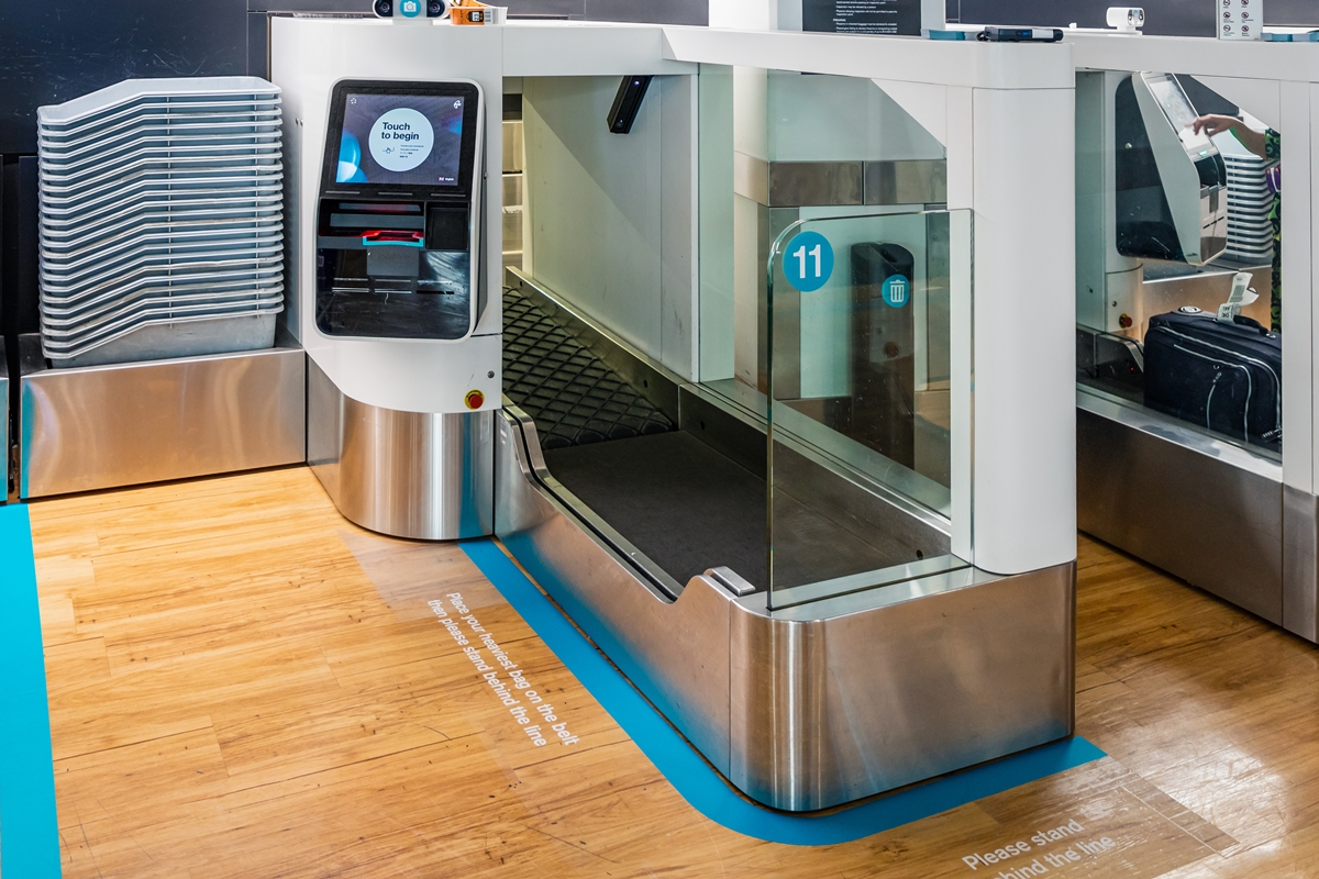 Lithuanian Airports baggage management system