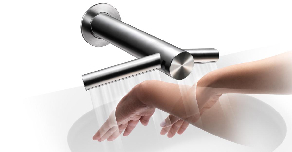 Airblade Wash+Dry Hand Dryer