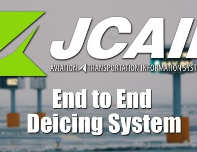 JCAII End to End De-Icing Systems