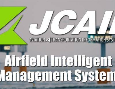 JCAII Airfield Intelligent Management Systems