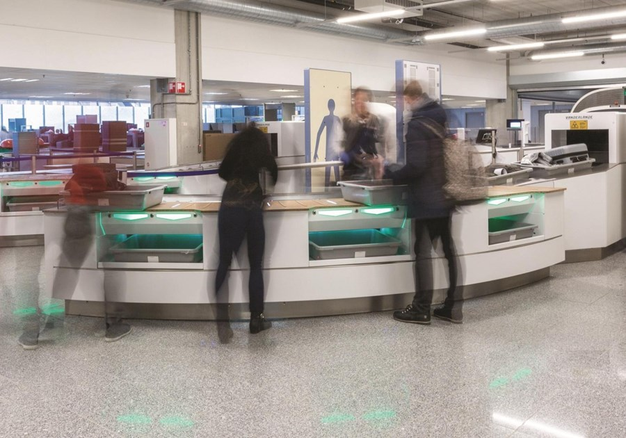 Advanced Automated Screening Lane (ASL): for the screening of passengers' hand luggage in airports