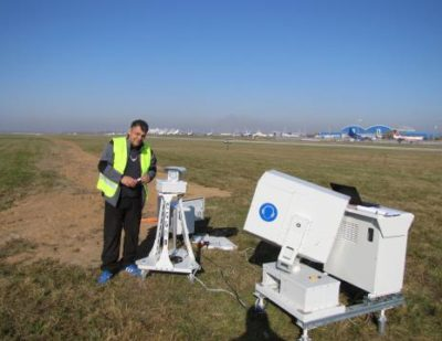 Expanding the Bird Collision Avoidance System at Minsk Airport