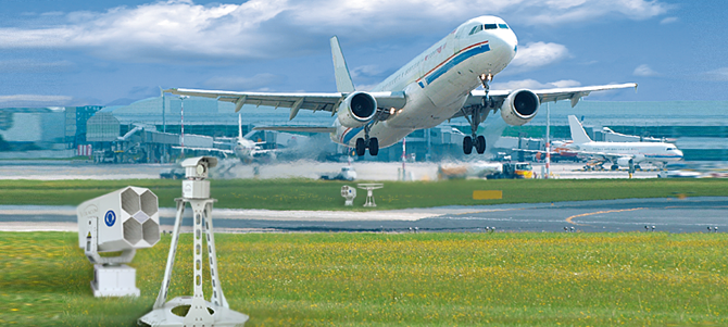 Volacom has developed the Bird Collision Avoidance System (BCAS) for Airports