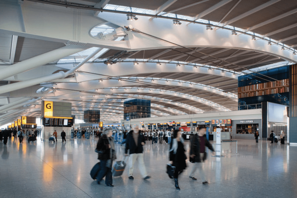 Vanderlande Selected as Heathrow Airport's Strategic Baggage Partner