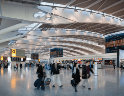 Vanderlande: Heathrow Airport's Strategic Baggage Partner