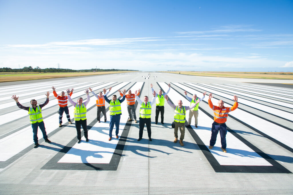 Brisbane's New Runway Reaches Practical Completion