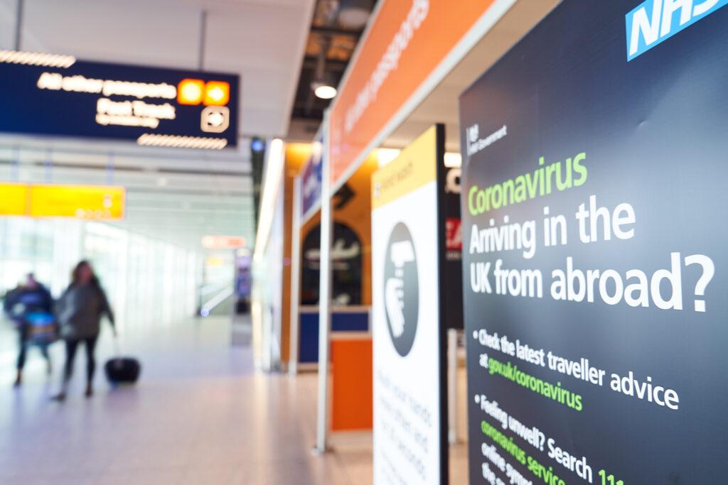 Heathrow Calls for Quarantine Exit Plan to Help Reboot the UK Economy