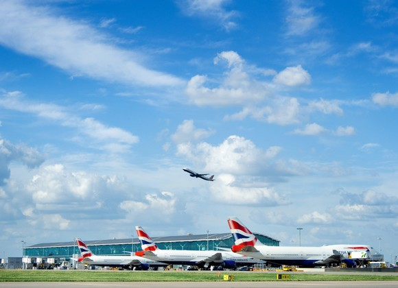 Heathrow Outlines Early Impacts of COVID-19