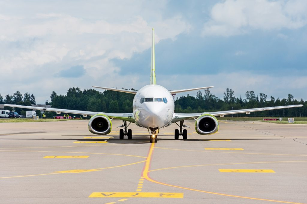 Infrastructure Projects Continue at Vilnius Airport with Developments of the Northern Apron and Taxiways