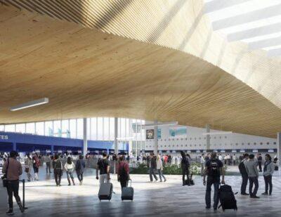 The Helsinki Airport Development Programme Continues