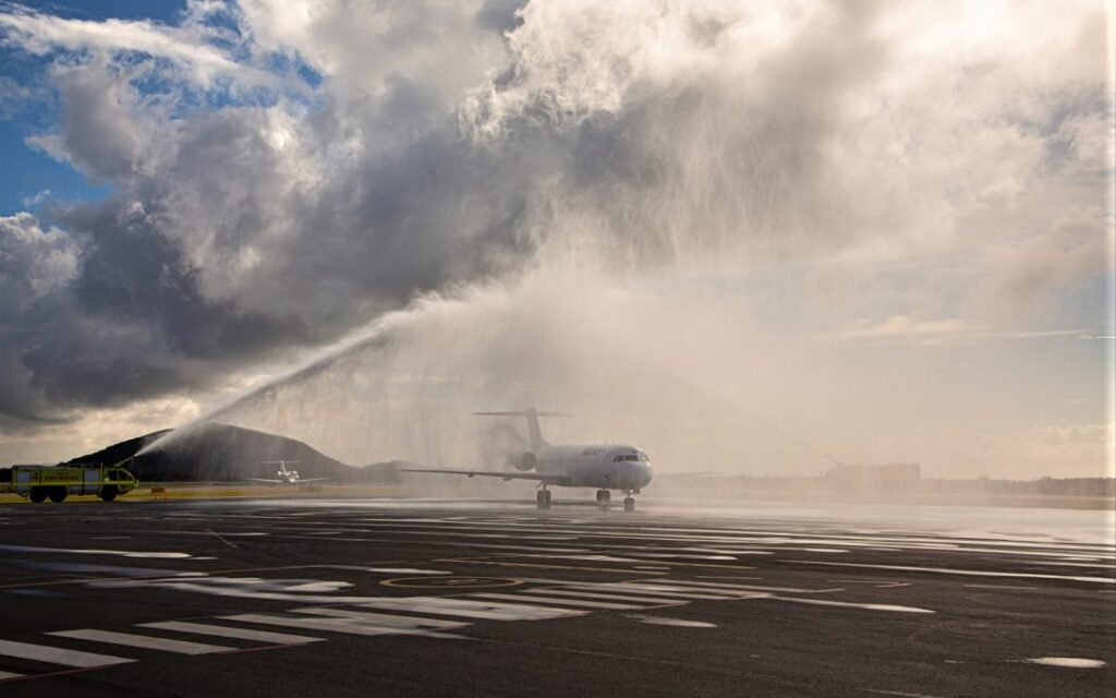 Sunshine Coast Airport Set up to Soar as New Runway Opens