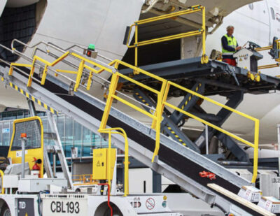 TLD Recognised as Contributor in Swissport Environmental Program