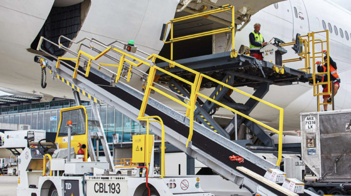 TLD GSE Recognised as Contributor in Successful Swissport Environmental Program