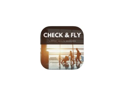 New Check and Fly App Provides Airport Health Measures