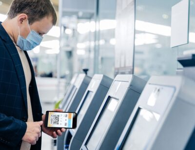 Collins Aerospace Reveals Contactless Check-In and Baggage Drop Offering