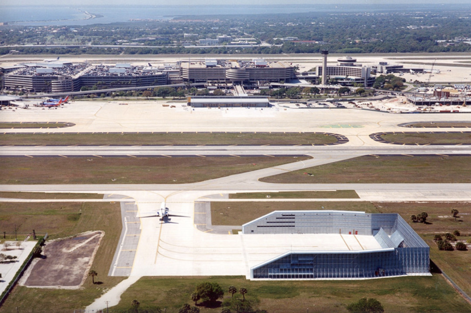 First GRE in Florida built for Tampa International Airport.