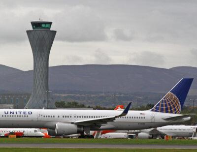 Edinburgh Airport Publishes COVID-19 Data on Website